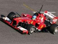 Marele premiu al Spaniei - rezultate Formula1