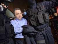 Marian Vanghelie, prezentat ÎCCJ pentru arestare preventivă
