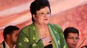 Marioara Murărescu va fi înmormântată cu onoruri militare