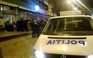 Mascații au intervenit în forță într-un PUB din Baia Mare