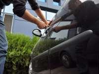 Maşină furată din Italia depistată la Baia Mare
