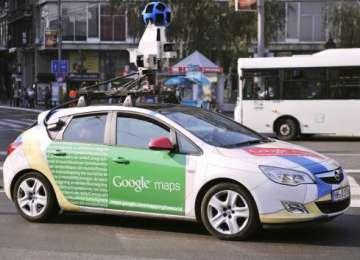Maşinile Google Street View vor bate toată vara drumurile din România