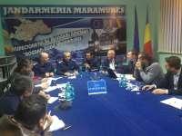 Măsuri de siguranţă pentru meciul H.C. Municipal Baia Mare şi Gyori Audi ETO Ungaria