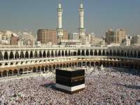 Mecca - Un bărbat s-a aruncat în aer lângă Marea Moschee