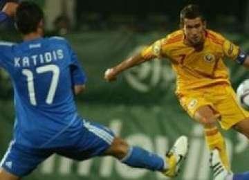 Meciul Grecia -România va fi transmis de România TV