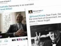 """Mesaje ironice pe Twitter între premierul francez și realizatorii serialului """"House of Cards"""""""