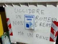 Mesaje rasiste împotriva românilor în Italia: