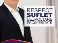 Mesajul candidatului UNPR pentru Primăria Borșa, Nuțu Fonta, către alegători la final de campanie