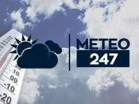 METEO - Astăzi avem parte de ploi și vreme puțin mai rece în Maramureș