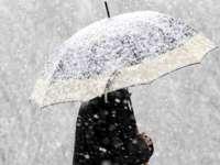 METEO - Ninsori și viscol la munte, respectiv vânt, polei și ploi moderate în restul județului