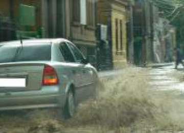METEO - Ploi torenţiale și INUNDAȚII aşteptate în Maramureş