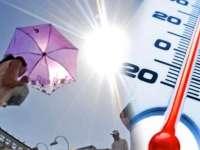 METEO: Temperaturi de peste 30 de grade în WEEKEND