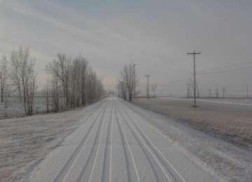 Meteorologii anunță aer polar, ninsori și ger în weekend