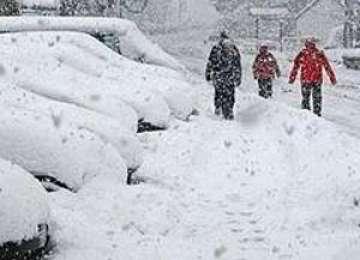 Meteorologii anunţă o iarnă foarte grea, cu ger şi ninsori abundente