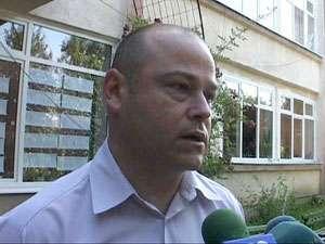Mih Vasile, directorul Liceului tehnologic Marmația, dă din coate pentru a ajunge inspector școlar general adjunct