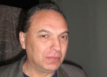 Mihai Horga și cartea sa Crepuscul