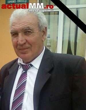 Mihai Negrea, primarul comunei Oncești, a încetat din viață