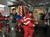 Militarii răniți în accidentul aviatic de la Sibiu au fost aduși la București