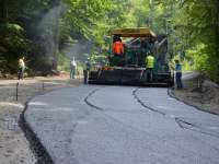 Ministerul Transporturilor a alocat banii necesari pentru continuarea lucrărilor la DN 18 între Baia Sprie – Sighetu Marmației