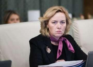 Ministrul Carmen Dan, audiată la Parchetul General
