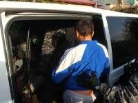 Minor identificat de poliţişti la scurt timp după ce a sustras un autoturism