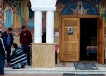 Minori de 13 şi 14 ani bănuiţi de comiterea unui furt dintr-o biserică