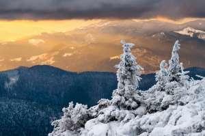 Minus 25,3 grade Celsius la Miercurea Ciuc - cea mai scăzută temperatură din țară