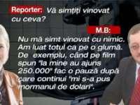 """MIRCEA BĂSESCU, INTERVIU din închisoare: """"Nu cred că mi se trage de la finii mei, e mâna altcuiva"""""""