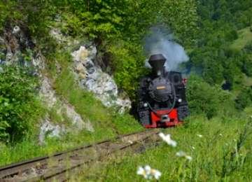 Mocănița va avea program special pentru turiști de Paște