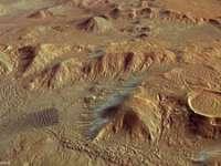 MOMENT ISTORIC - NASA confirmă că a descoperit apă în stare lichidă pe Marte