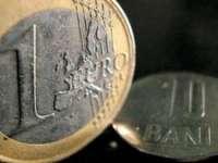 Moneda națională s-a apreciat în raport cu principalele valute