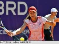 Monica Niculescu a pierdut finala turneului WTA de la Nottingham