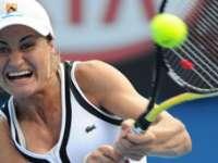 Monica Niculescu a reușit cea mai frumoasă lovitură a lunii aprilie în circuitul WTA