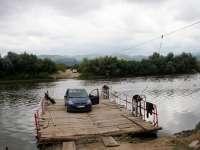 MOȘ IOAN COLȚ și ANAF-ul: Scenă ANTOLOGICĂ pe Someș când ultimul podar a fost amendat de inspectori