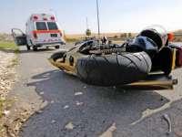 Motociclist polonez accidentat pe DN 18