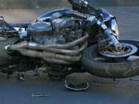 Motociclist rănit în urma unui accident la Baia Mare