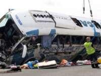 Muntenegru: Viteza excesivă, la originea accidentului în care a fost implicat autocarul românesc