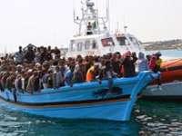 Navele militare germane au salvat 430 de imigranţi clandestini din Marea Mediterană