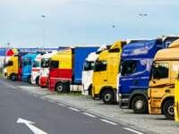 NEMULȚUMIRI - Borșenii cer mutarea parcării pentru TIR-uri din Pasul Prislop