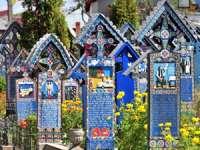 """New York Daily News:  """"Cimitirul Vesel – locul unde moartea nu este atât de sumbră"""""""