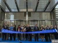New York: One World Observatory, conceput să ofere o vedere panoramică asupra oraşului, s-a deschis pentru public