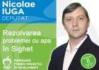 """Nicolae Iuga propune Campania de inițiativă civică """"Opriți abuzurile Vital, accesul la apă este dreptul nostru!"""""""