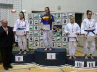 Nicoleta Timiș a obținut medalia de bronz în Finala Campionatului Național de Judo