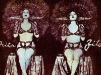 Nita Şi Zita, băimărencele care au dominat cabaretul mondial
