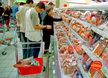 Şniţele expirate, puse în comercializare într-un supermarket din Baia Mare