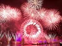 Noaptea Anului Nou pe tot globul pământesc, chiar și din spațiu (GALERIE FOTO)