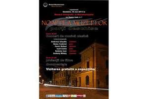 Noaptea Muzeelor la Sighet