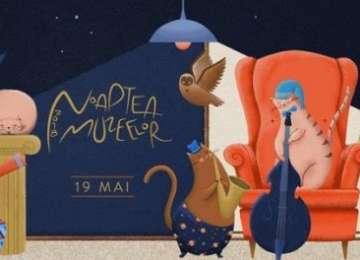 NOAPTEA MUZEELOR – Muzeele din Baia Mare își deschid porțile, la ceas de seară, și în acest an