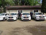 Noi autospeciale în dotarea Inspectoratului de Poliţie al Judeţului Maramureş