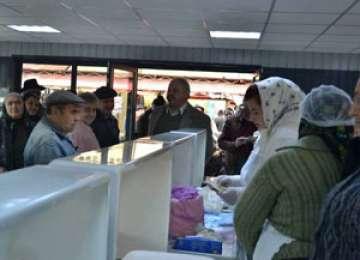 Noua hală de lapte din Piața agroalimentară Sighet a fost inaugurată